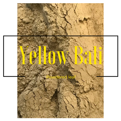 Yellow Bali