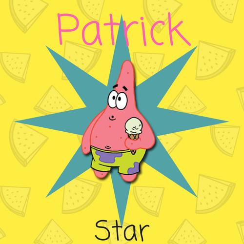 pink patrick star