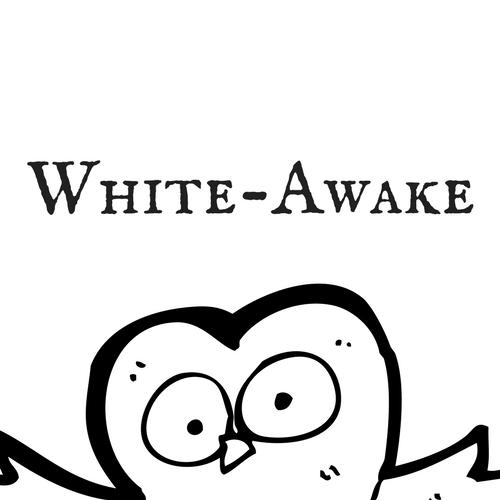 white-awake